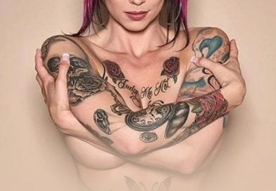 Tattooed Pornstars Waiting To Show You Their Ink 2019