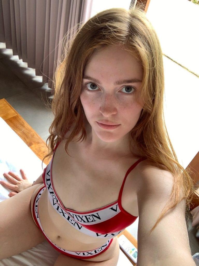 Vixen redhead porn