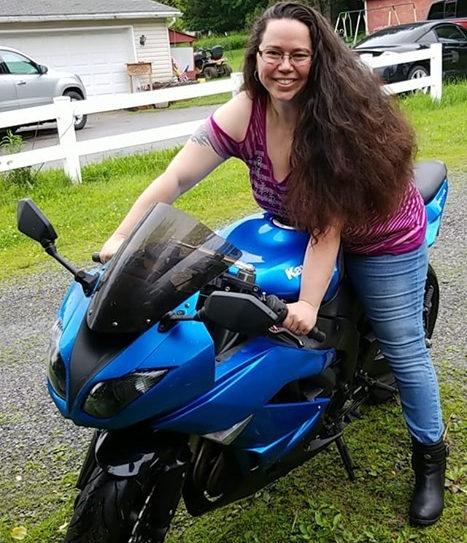 Biker Hotwife on Snapchat
