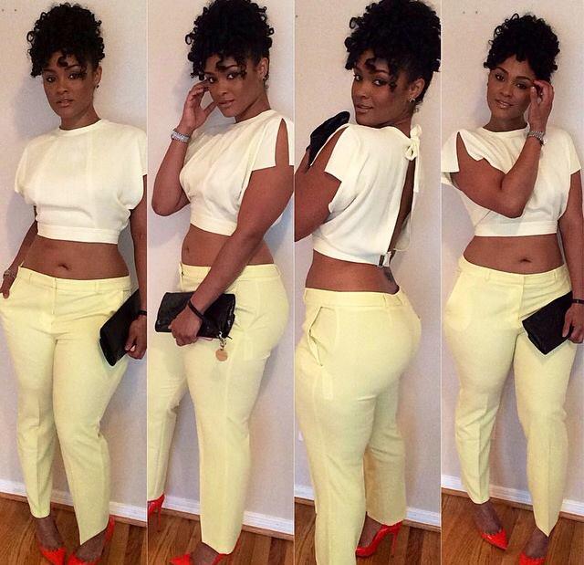Famous Stripper Maliah Michel